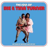 Cover Ike & Tina Turner - The Soul Of Ike & Tina Turner [2013]